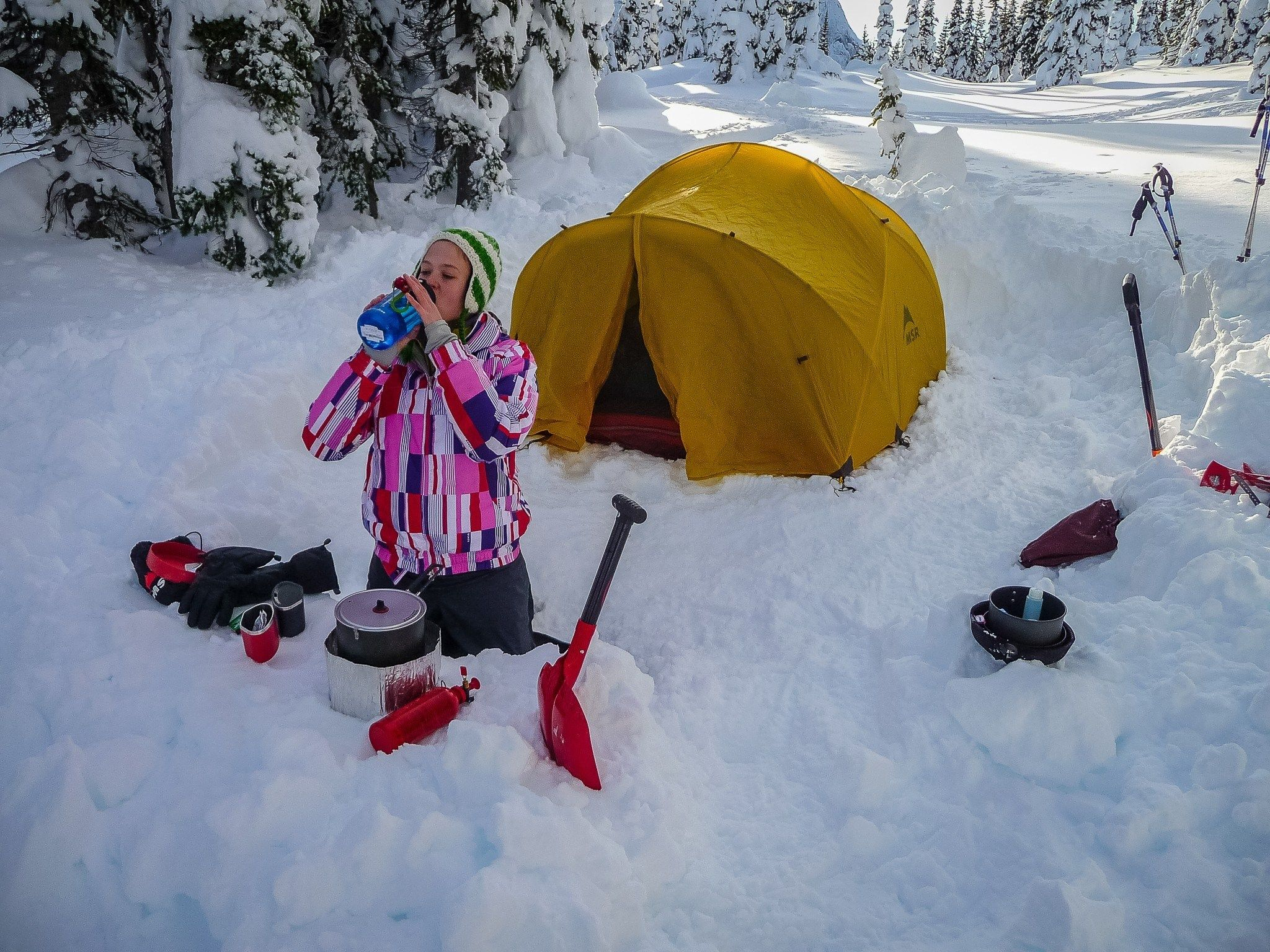 Tips for Winter Camping in BC Explore BCExplore BC ...