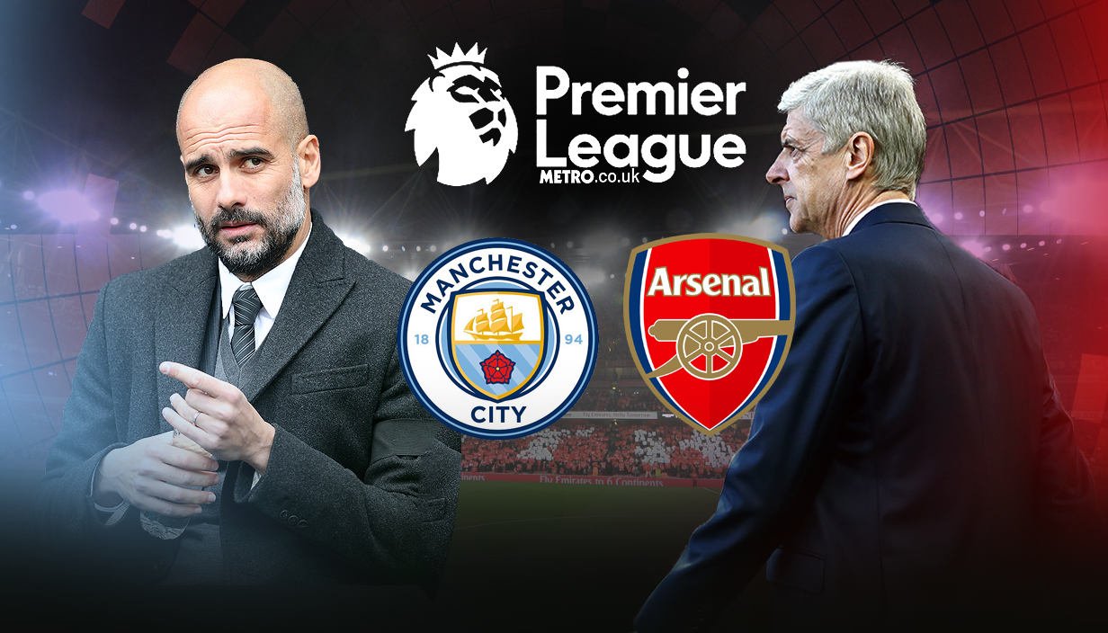 Manchester City vs Arsenal Potential lineup, team news