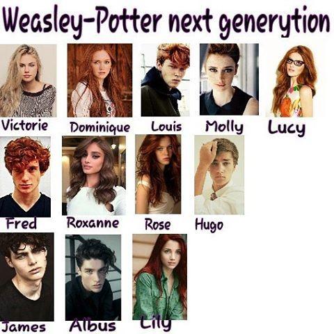 Harry Potter Next Generation Weasley Potter Harrypotter Hpnextgen Weasley Harry Potter Next Generation Weasley Harry Potter