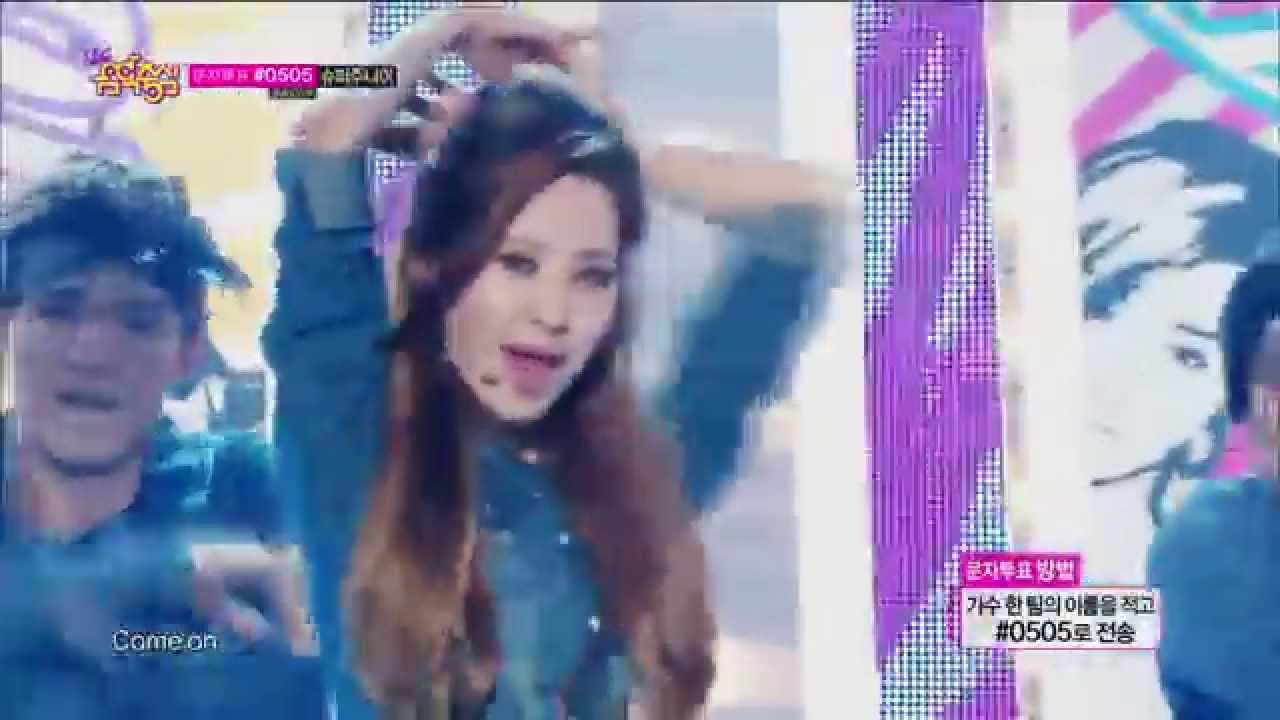 [Comeback Stage] Girls' Generation-TTS - Holler, 태티서 - 할라, Show Music co...