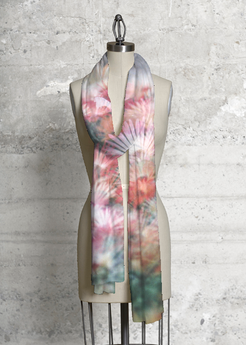 Modal Scarf - Floridas lovely flowers by VIDA VIDA