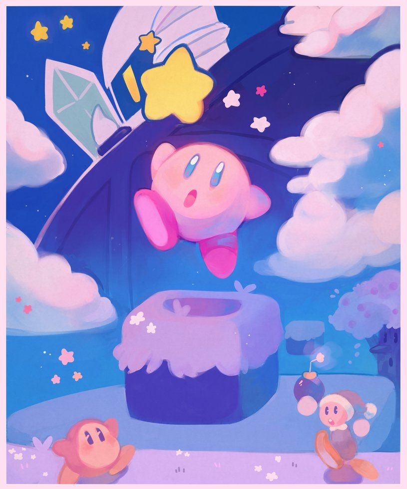 Kirby collab by ieafyiantart on deviantart kirby kirby collab by ieafyiantart on deviantart voltagebd Image collections