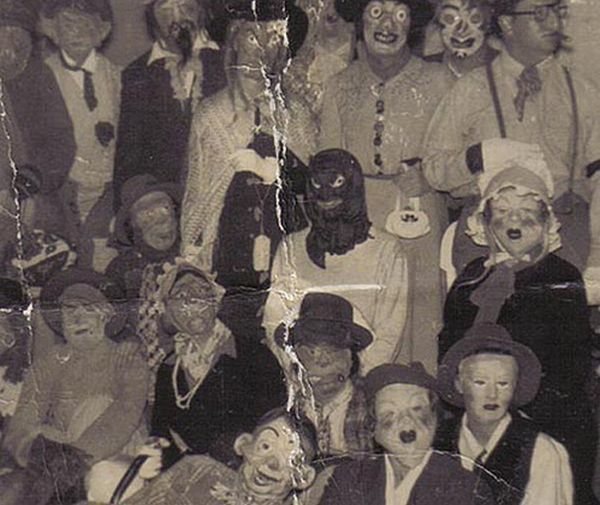 When DIY Costumes Ruled Vintage Halloween Costumes