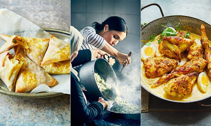Meghan Markle's favourite recipes from Grenfell community cookbook ...