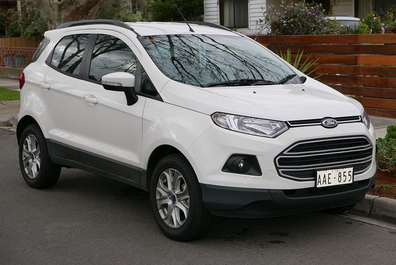 Ford ecosport 2016 ford brasil pinterest ford ecosport ford and wheels