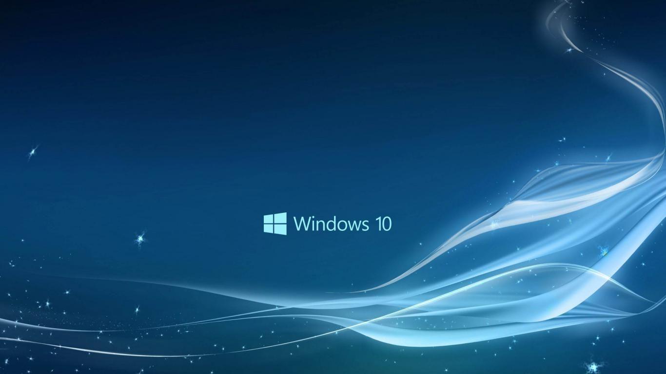 Windows 10 Soft Blue R Wallpapers In 2020 Windows 10 Wallpaper Pc Windows