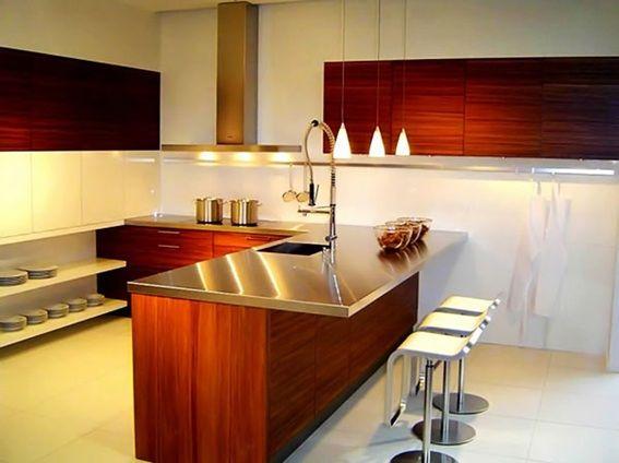 18 Diseños de Cocinas Modernas | Cocina moderna, Diseño de cocina ...