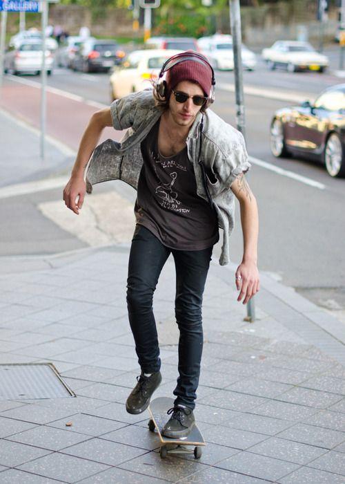Mens Skater Fashion 3 The Color Scheme
