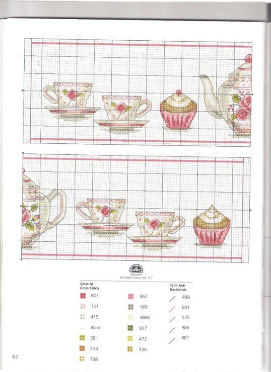 Juego de té | Teteras y tazas | Pinterest | Juegos de té, Punto de ...