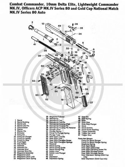 Taurus 1911 Schematics Wiring Diagram 2019
