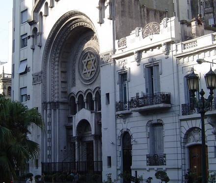 19. Buenos Aires tiene la segunda población judía más grande de América después de Nueva York.