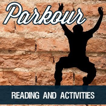 Le Parkour Reading And Questions For Intermediate Advanced French Learning French For Kids Learn French Reading