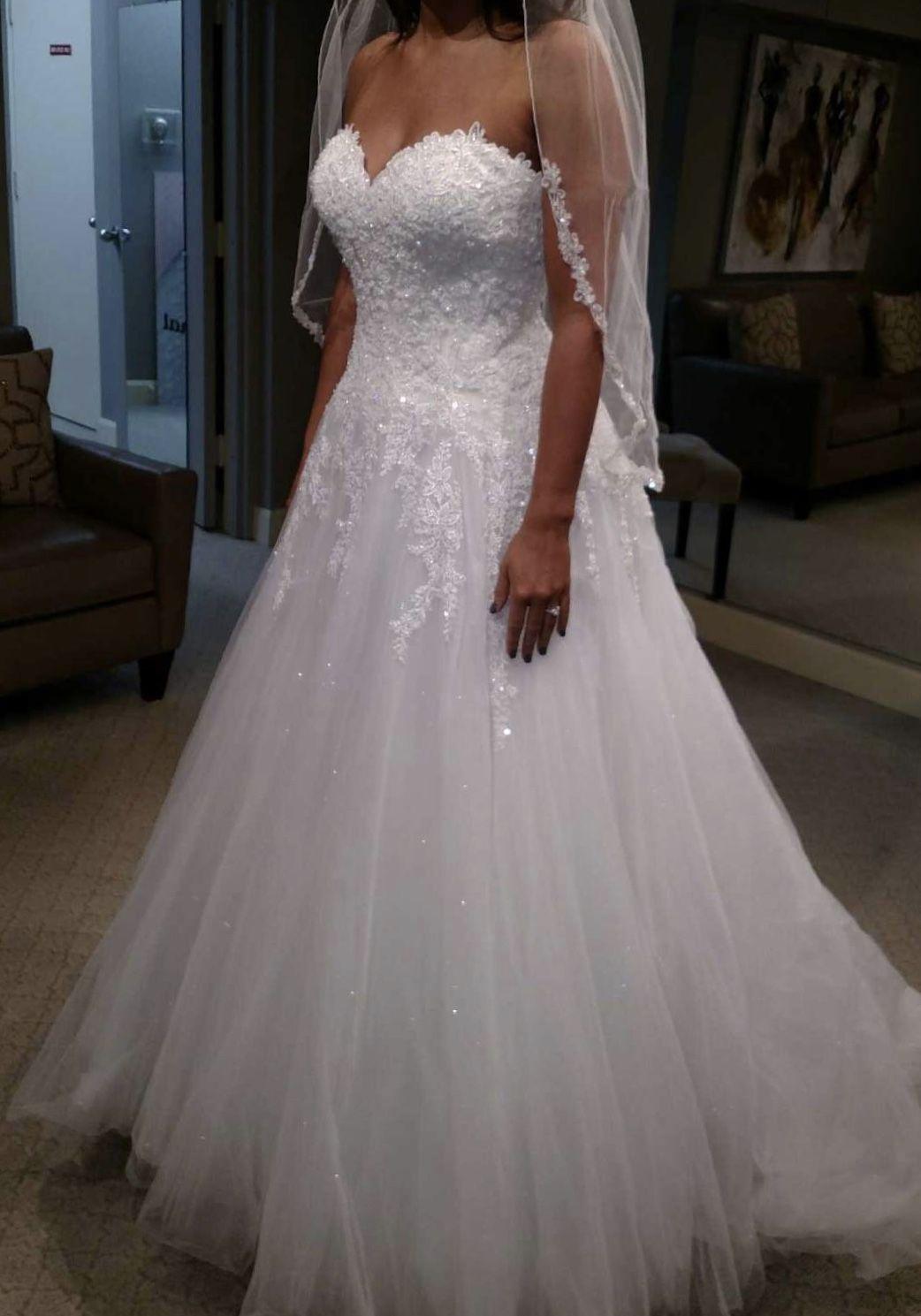 Randy Fenoli Bridal Gown ️ Lace weddings, Wedding