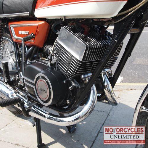1971 Yamaha R5 Classic Japanese Bike For Sale