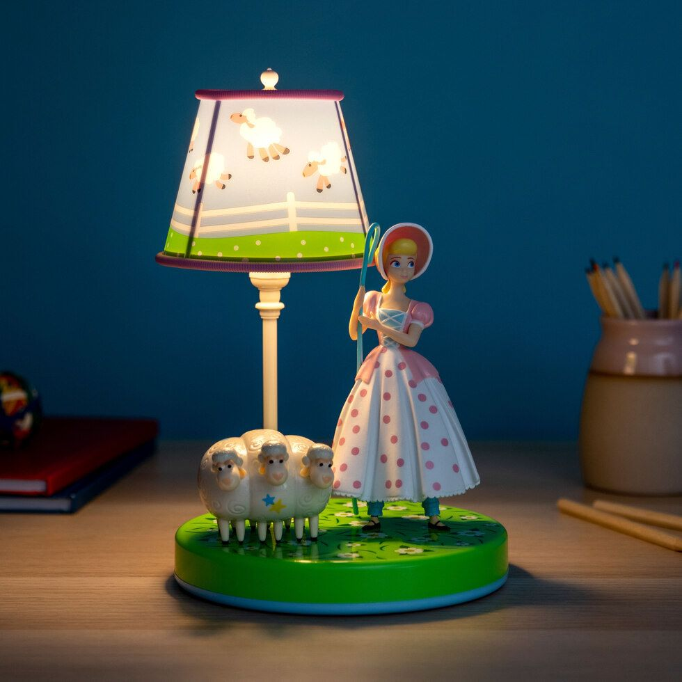 A Bo Peep Lamp You Don T Gave To Feel Sheepish About Giving To Someone In 2020 Toy Story Bo Peep Lamp