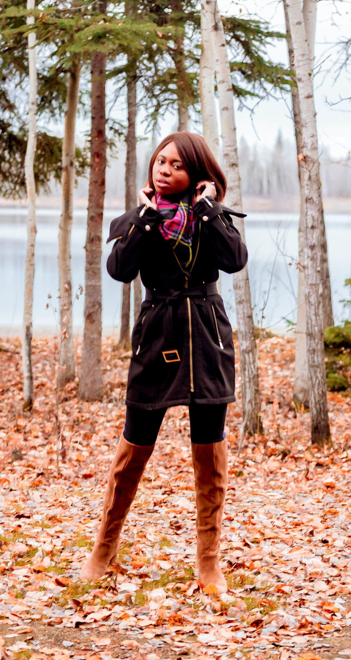 a5e3d59840c Trending  Finally found a pair of affordable over the knee boots that is  the perfect color