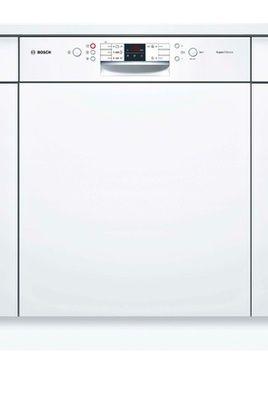 Lave Vaisselle Bosch Smi53l82eu Blanc Darty Lave Vaisselle Encastrable Lave Vaisselle Vaisselle