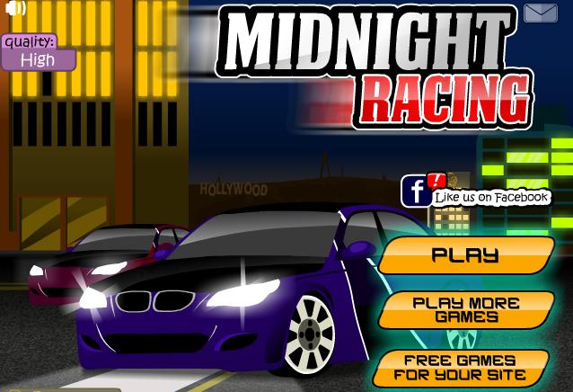 83a8232f9 لعبة سباق السيارات في منتصف الليل لعبة حلوة من العاب سيارات الرائعة جداً  علي العاب فلاش
