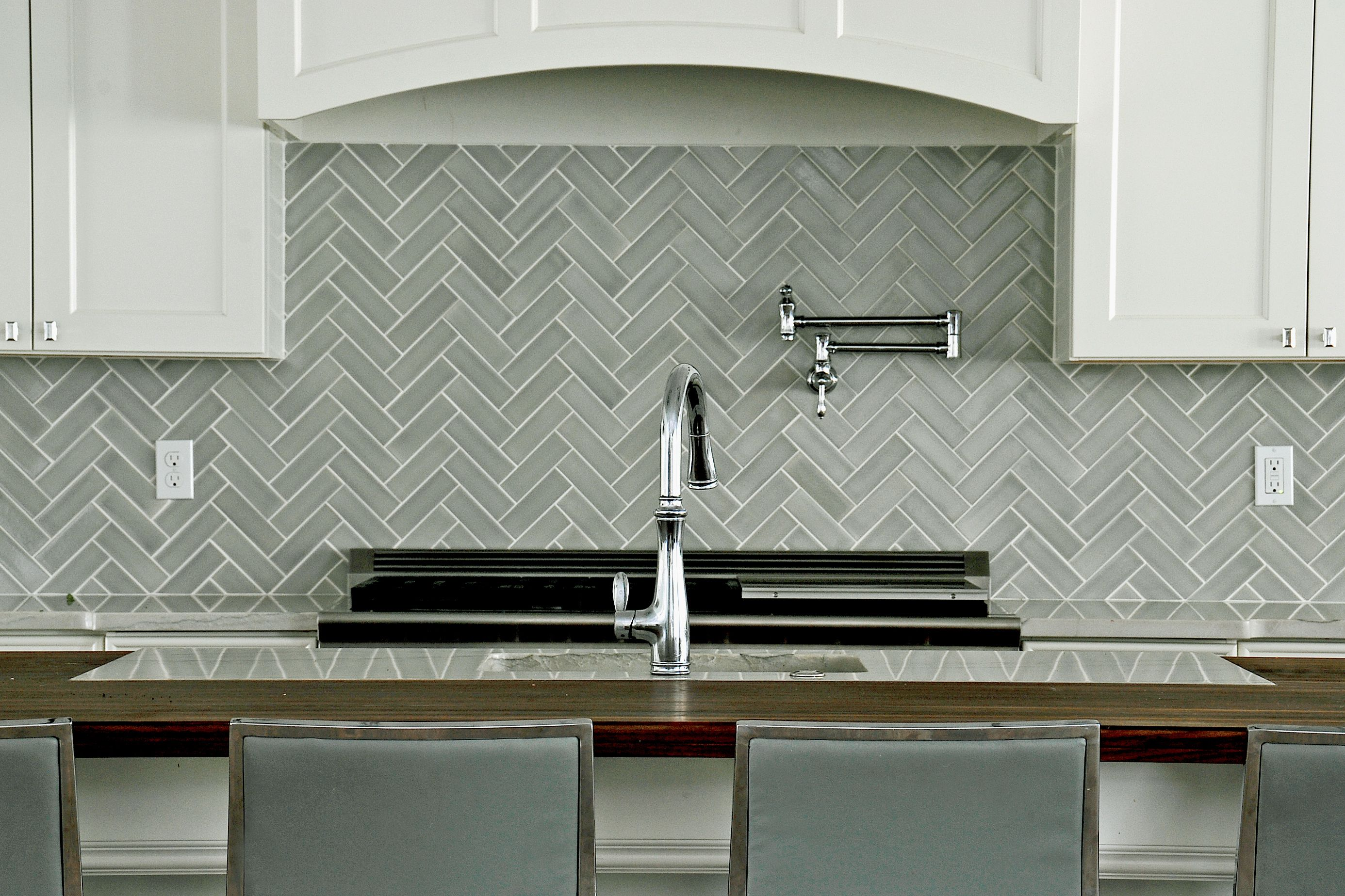 Subway Tile Backsplash Patterns Picture 2018