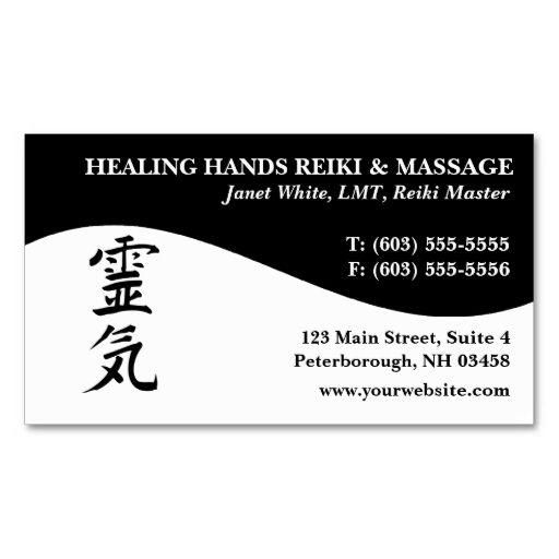 Reiki Master Practitioner Business Cards Zazzle Com Reiki Master Massage Therapy Business Reiki