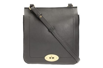 Clarks Tapton Park Black Leather Bags