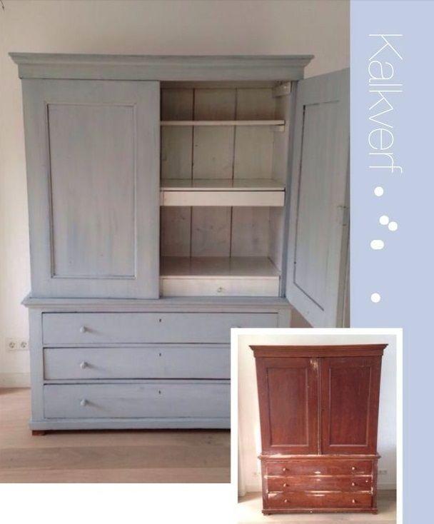 Pin de Silvie Brosens en oude meubels pimpen | Pinterest