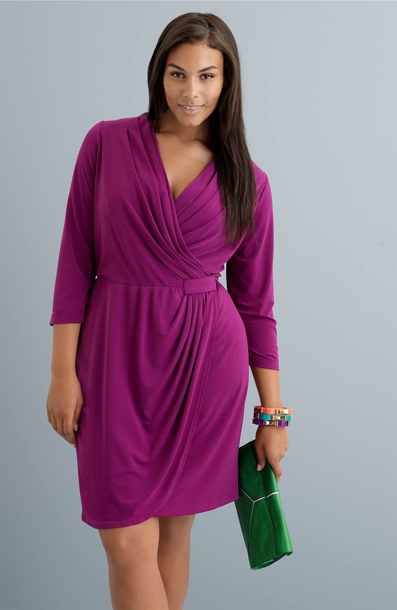 Vistoso Vestidos De Dama Donna Morgan Modelo - Vestido de Novia Para ...