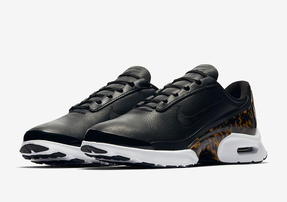 nike air max 1 premium w schoenen kleur lila zwartkop
