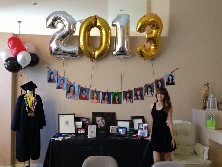 Incredible Graduation Decoration Ideas Graduation Party Decoration Ideas Largest Home Design Picture Inspirations Pitcheantrous