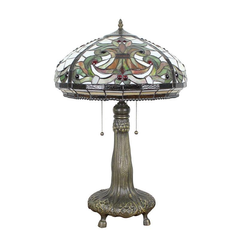 Lampe - Chambre à Coucher - 16 inch Lampe de table style rétro