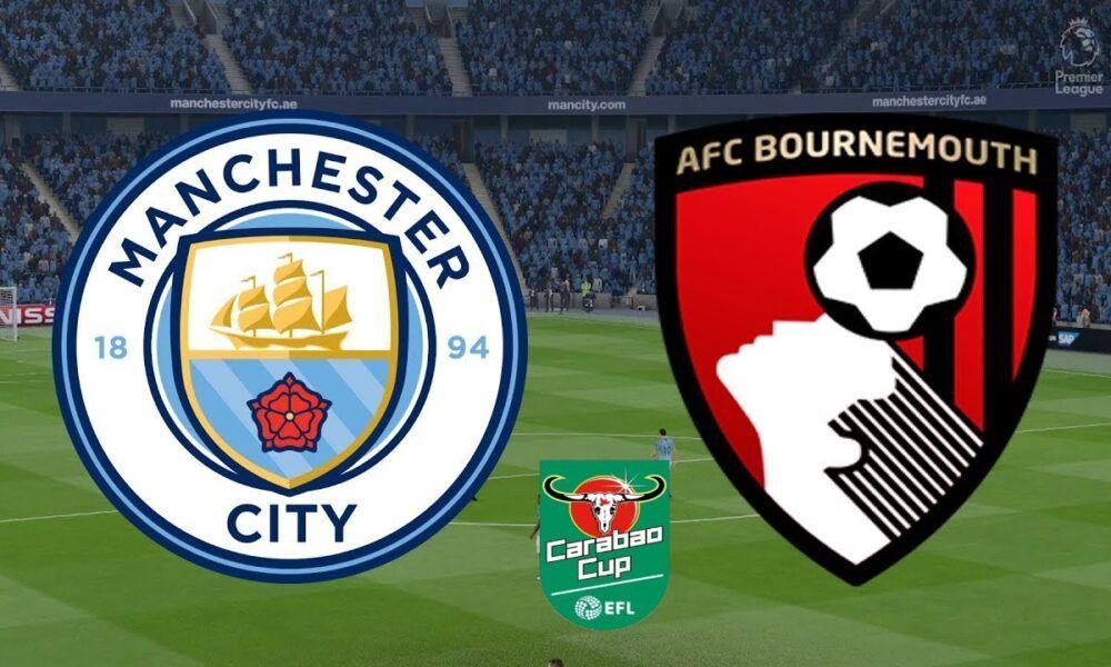 Assista AGORA Manchester City x Bournemouth AO VIVO Online