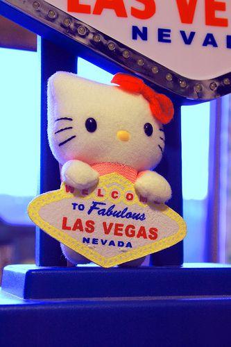 Hello Kitty Las Vegas  6bc315308763