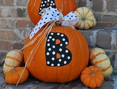 98 Best Pumpkin Painting Ideas Images On Pinterest Halloween Painted Pumpkins Pumpkin Halloween Decorations Fall Halloween Decor