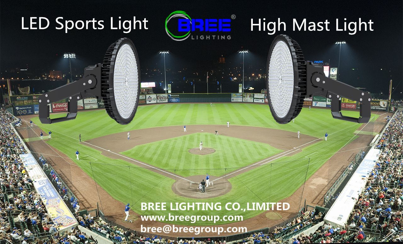 Bree Lighting Co Limited Email Bree Breegroup Com Website Www Breegroup Com High Mast Light Led Sports Light Led Stadium Light Led Sports Lighting Fixture In 2020
