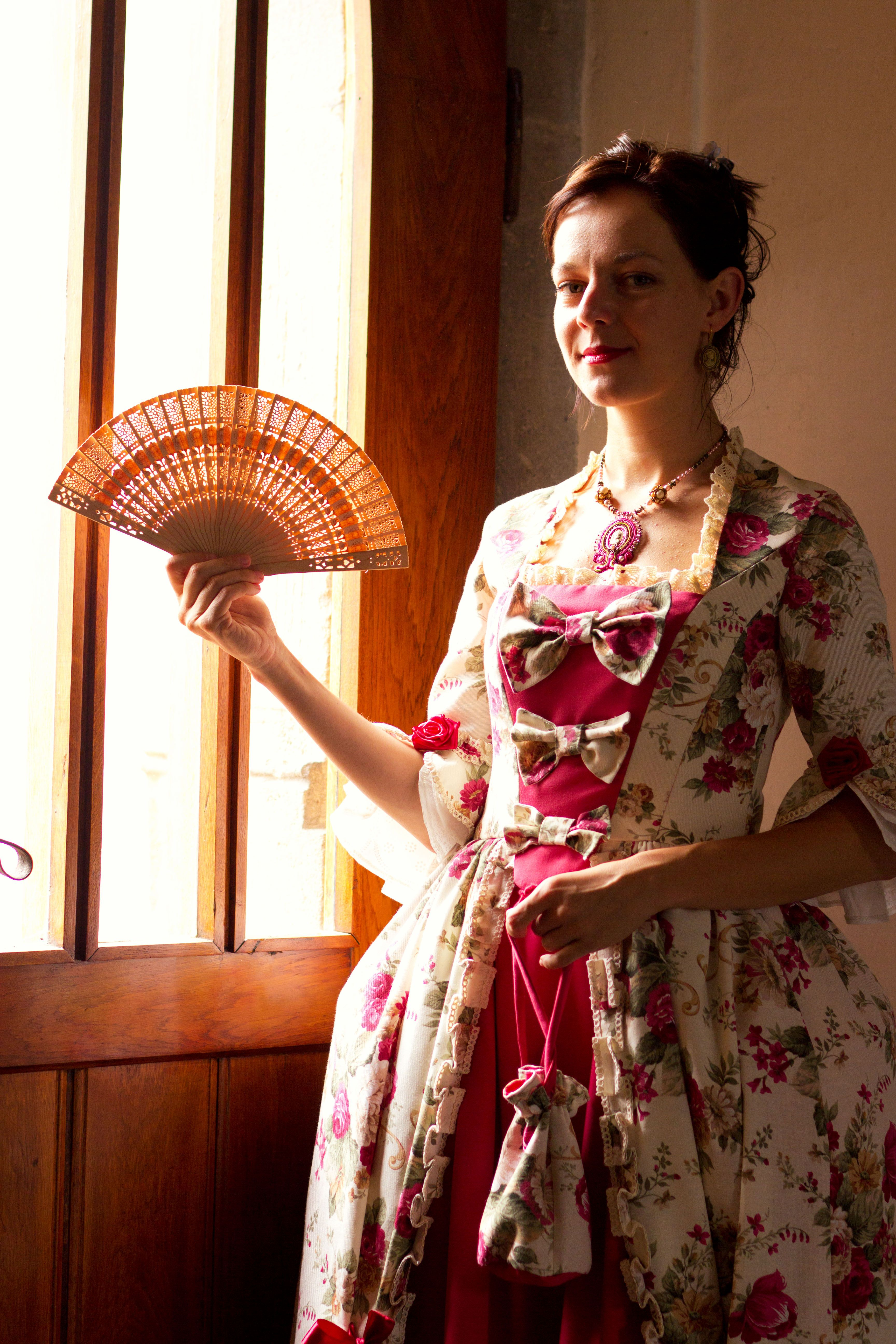 Zvolen castle photo shooting by katka dzúriková dress made by anna