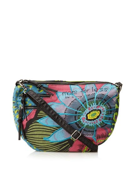 Desigual Women's Bols_Moon-Flowers Cross-Body at MYHABIT