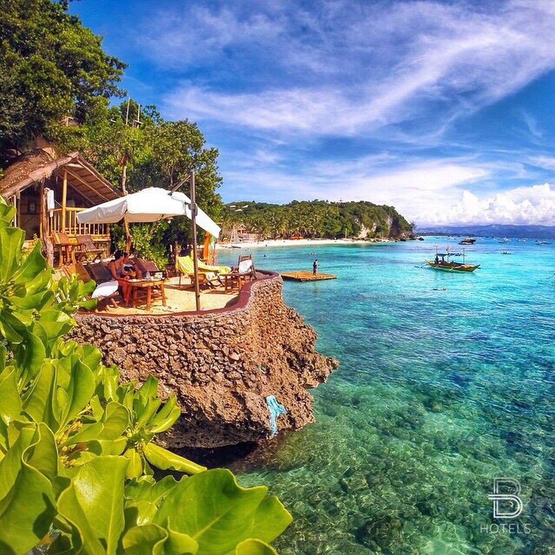 """Boracay, Philippines  Tag a friend! Hotel: Spider House Resort Credits: @ninjarod"""