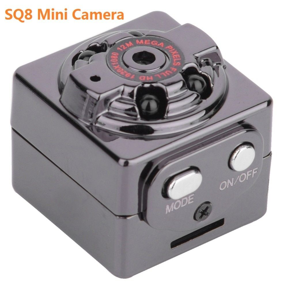 Sq8 Mini Camera Full Hd 1080p Micro Camera Ir Night Vision Sport Dv Camera Motion Sensor Dvr Camcorder Mini Cam Surveillance Cam Surveillance Cameras