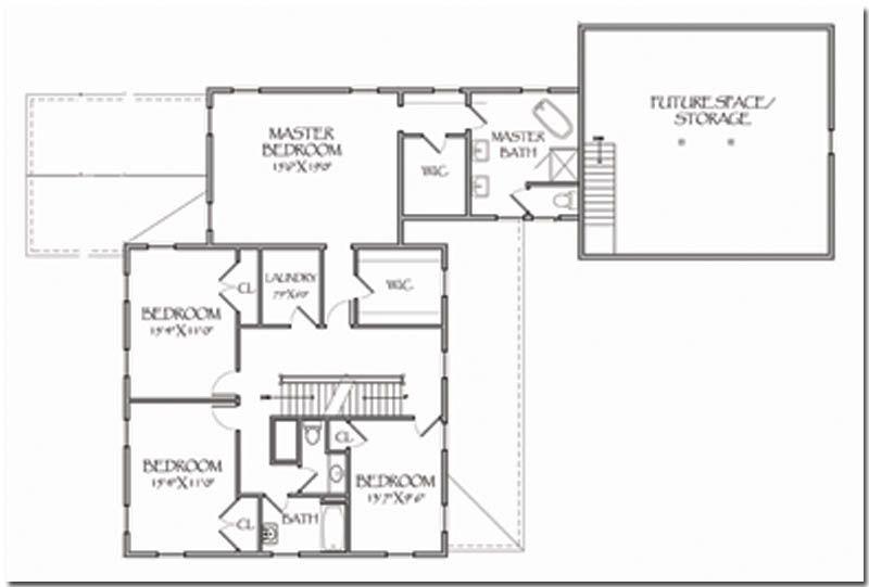 Historic Farmhouse Floor Plans