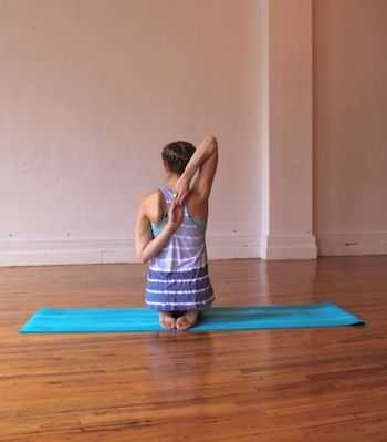 8 Yoga Poses To Help Cervical Spine Neck Issues Yoga Poses Scoliosis Exercises Yoga Asanas