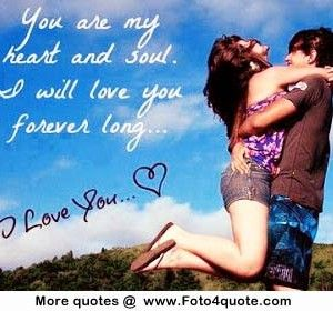 Cute Romantic Couples Hug With Quotes Free Images Pinterest
