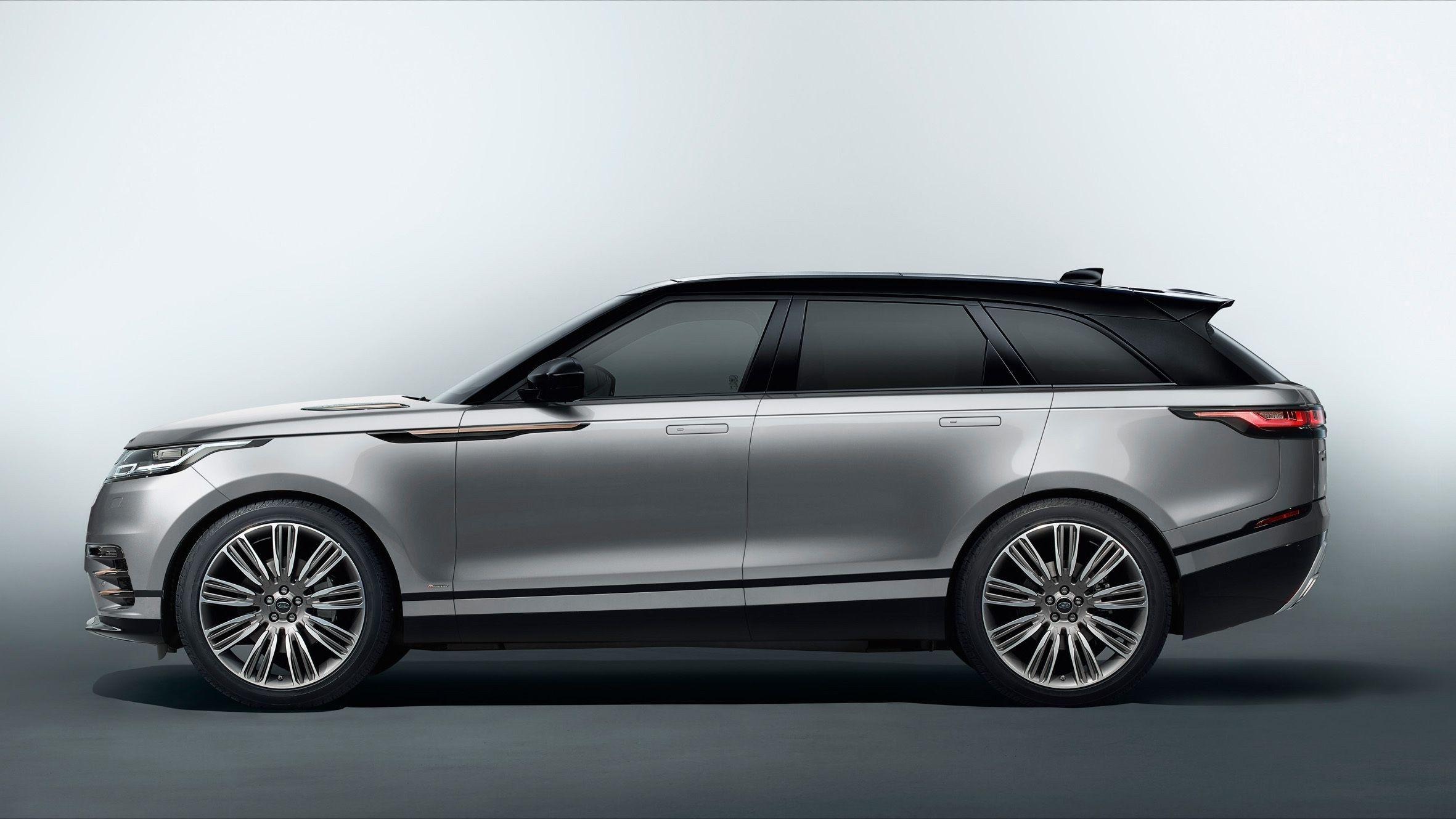 2020 Range Rover Velar Svr First Drive (With images