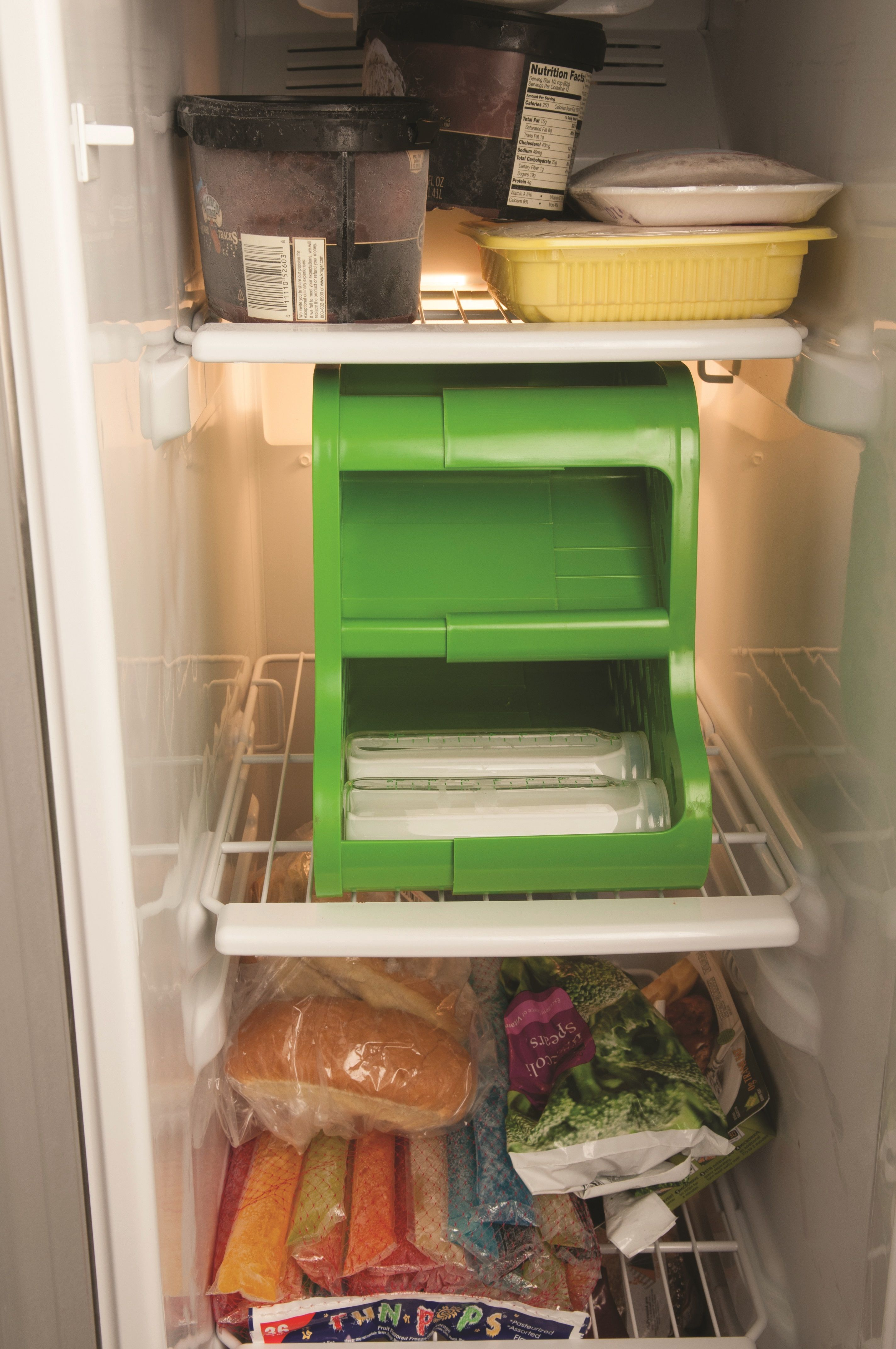 Bedroom Baby Milk Cooler: How To Keep Expressed Breast Milk Organized By Date In The