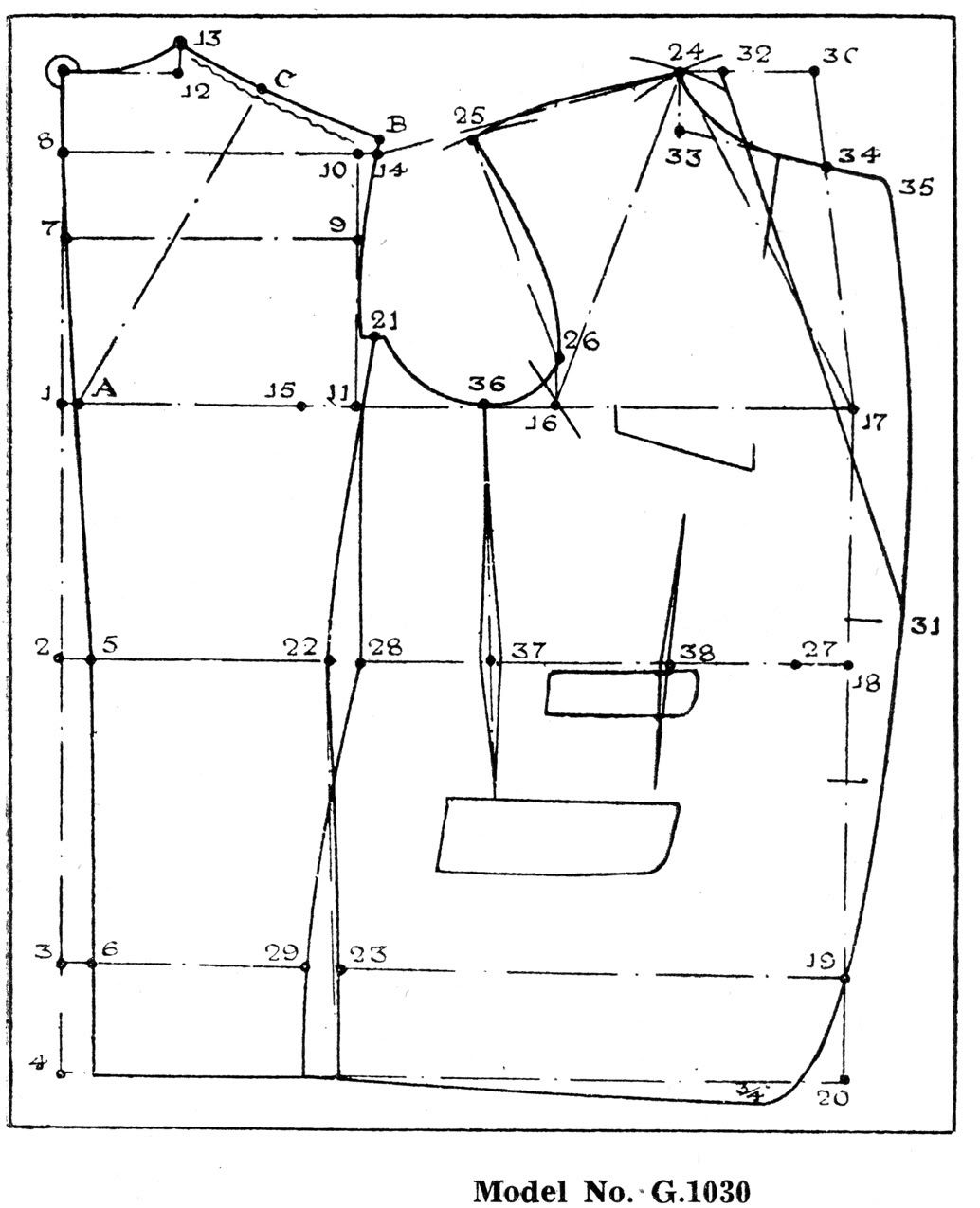 single breasted lounge 4 1937 | Chaquetas y blazer | Pinterest ...