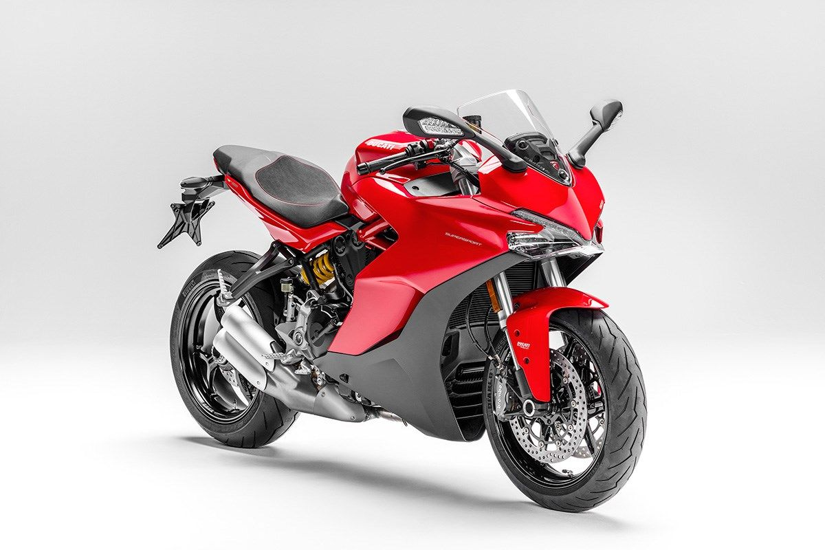 2017 Ducati SuperSport 937 Motorcycles Pinterest