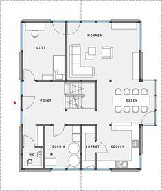 grundriss erdgeschoss huf haus modum 8 10 grundrisse pinterest erdgeschoss grundrisse und. Black Bedroom Furniture Sets. Home Design Ideas