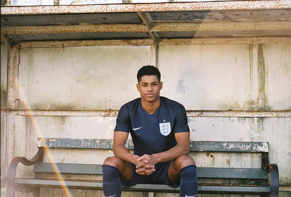 List of Good Looking Manchester United Wallpapers Blue Marcus Rashford