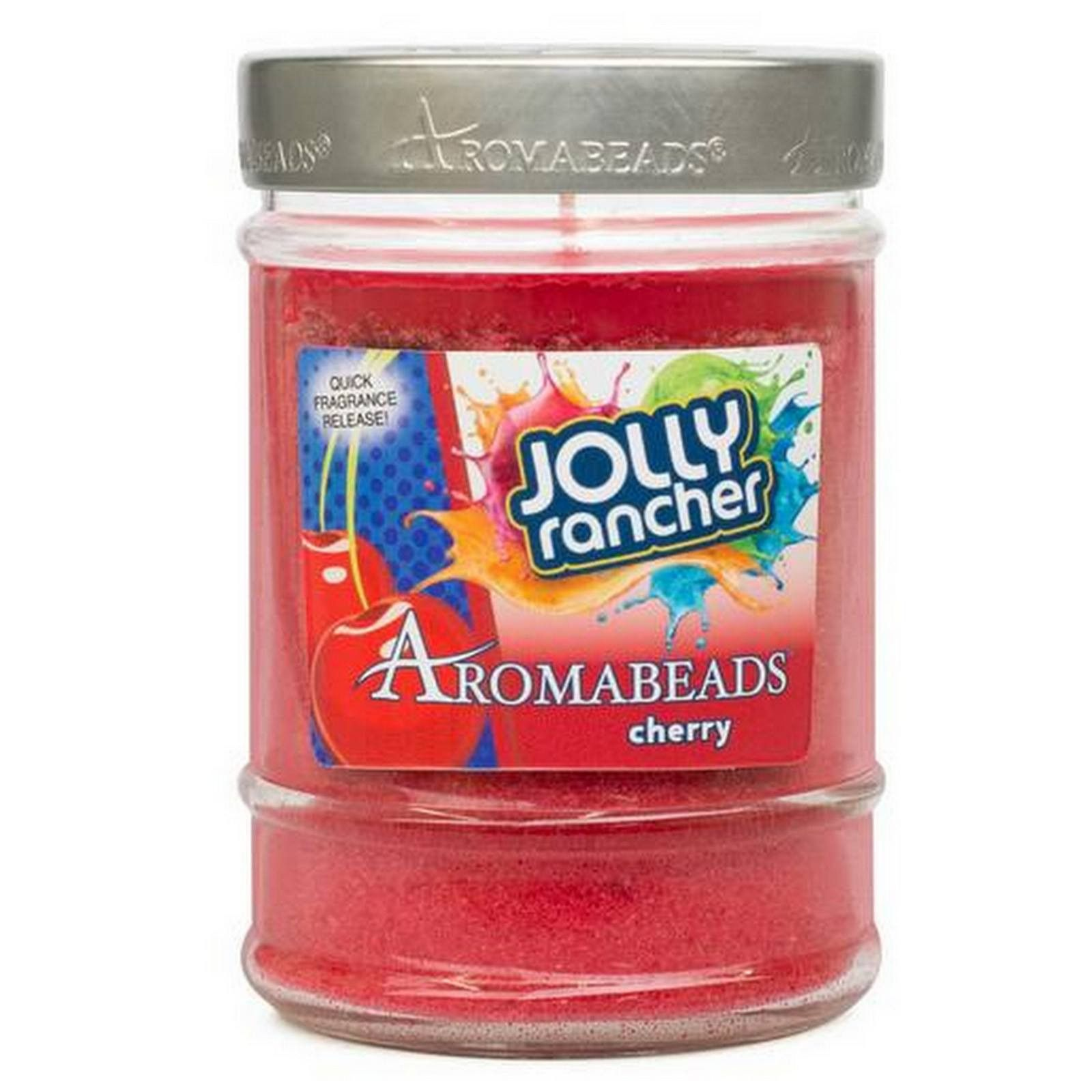 Jolly Rancher Cherry Scented Canister Jar Candle Jolly Rancher