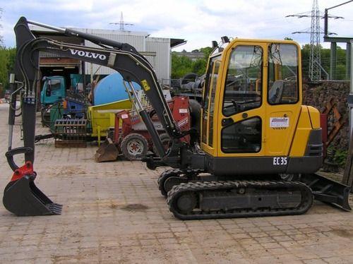 Equipment Volvo Ecr88 Excavator Workshop Service Repair Manual