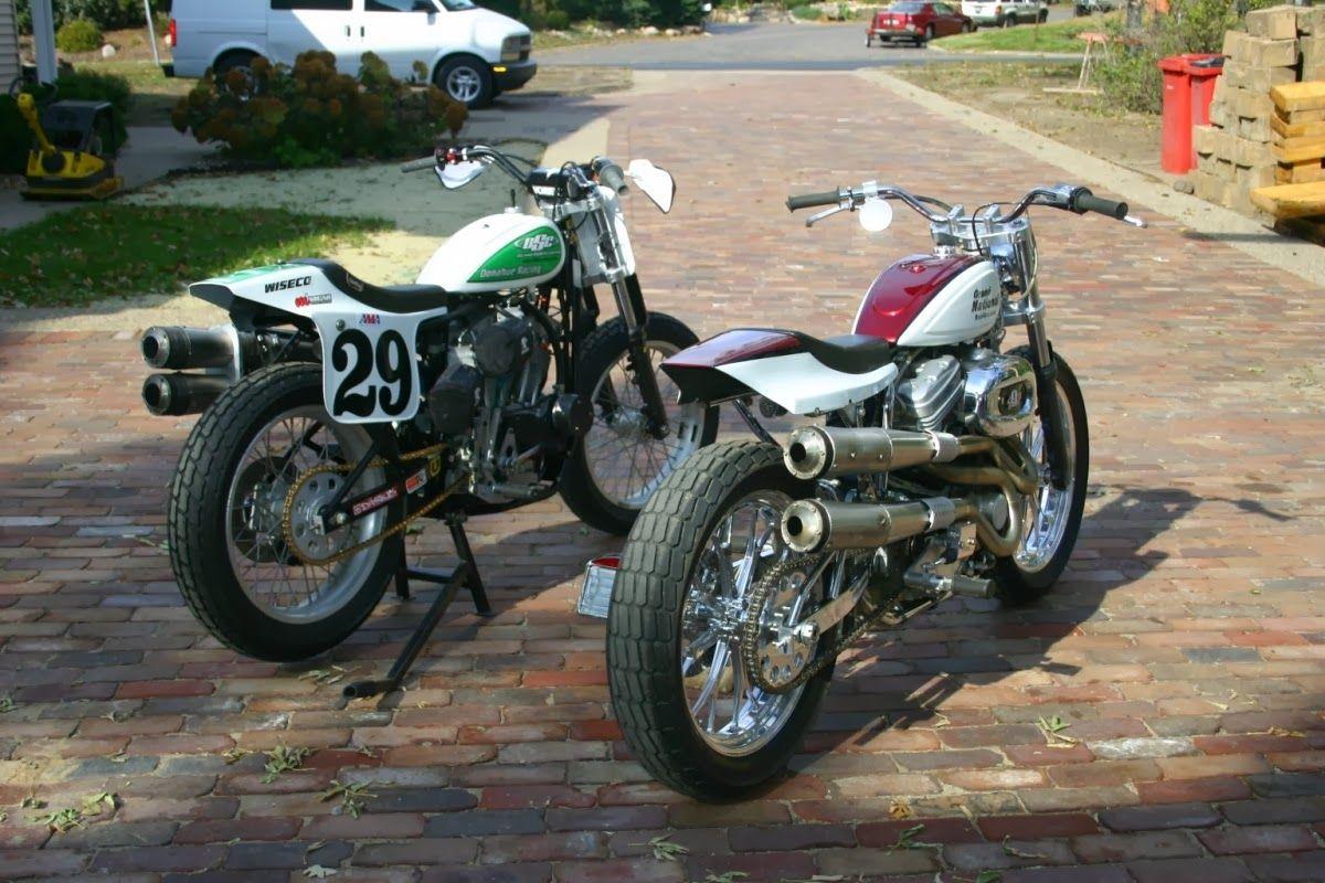 Harley grand national replica grease n gasoline